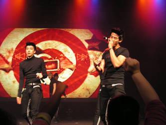 Taecyeon on the Mic by DrakeLuna