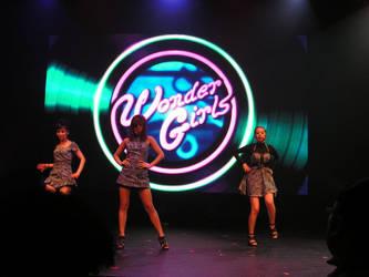 Wonder Girls 2DT by DrakeLuna