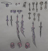 Twilight Sparksman Weaponry and Equipment mk2