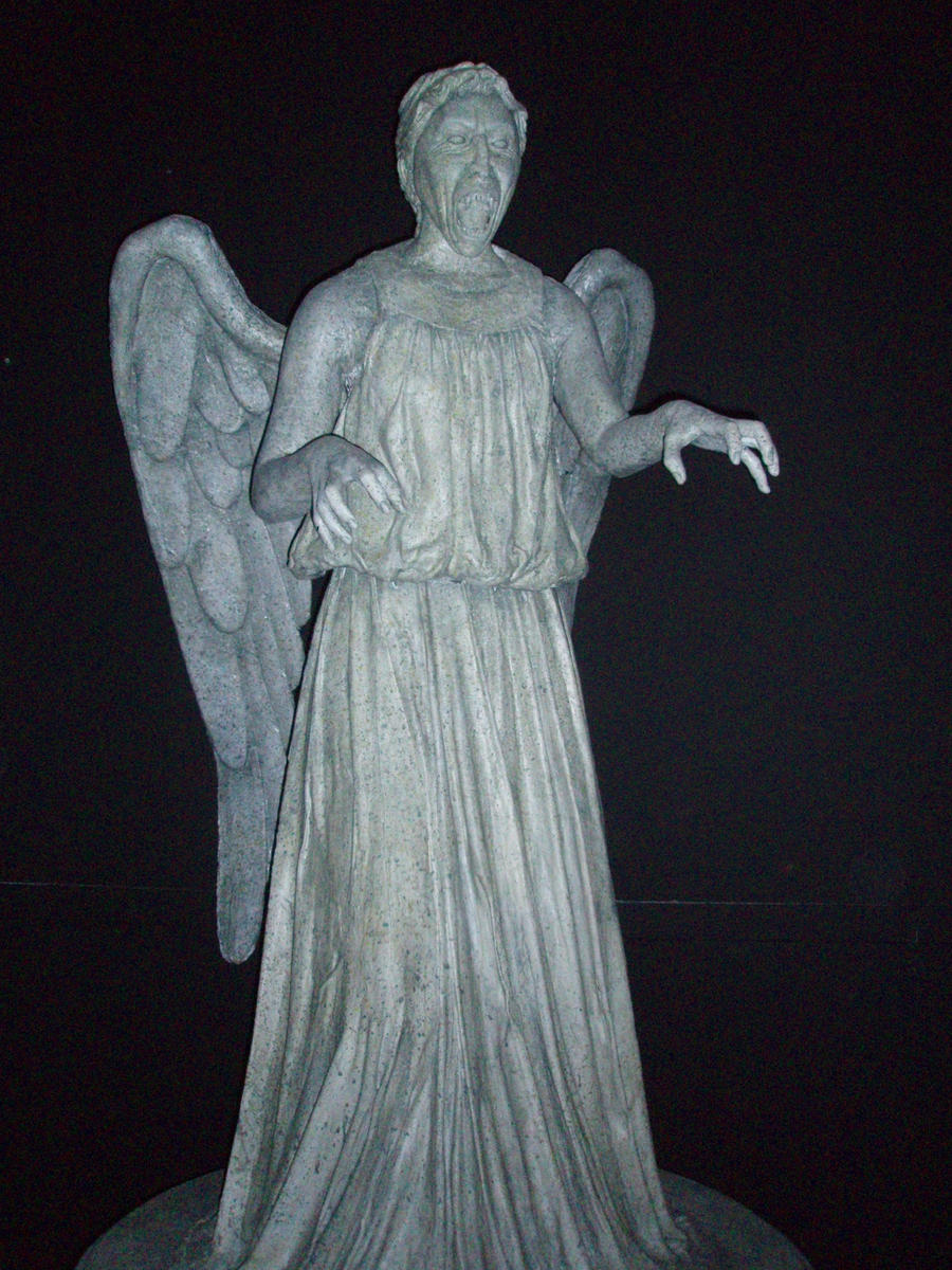 Weeping Angel by toyah13 on DeviantArt