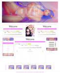 Custom Layout [Muzet] - So Cute! Store v.3
