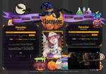 Halloween Premade [HAL01] - So Cute! *SOLD OUT!*