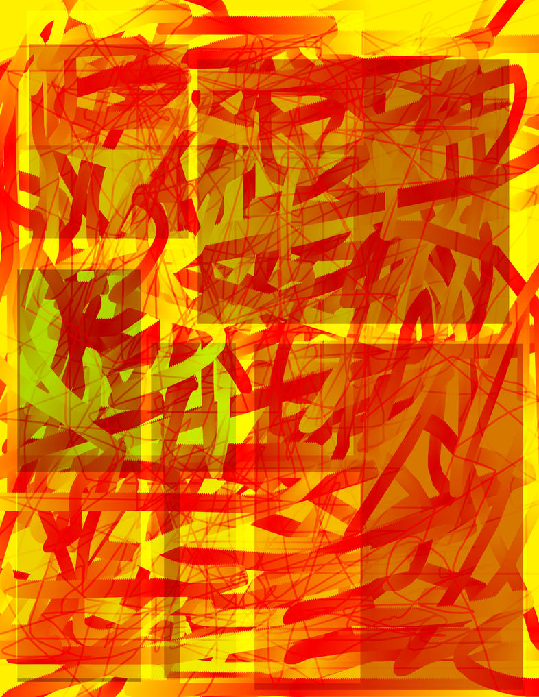 Abstraccion Magica XIX by Guillermomagno