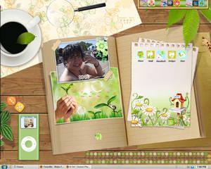 Greendeskscreen