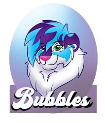 Bubbles Badge May 2019