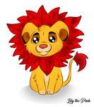 Chibi Simba - Draw so cute - June 2019