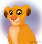 Simba - Fur And Fluff Practice August 2019