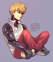 OPM: Genos by villainesayre