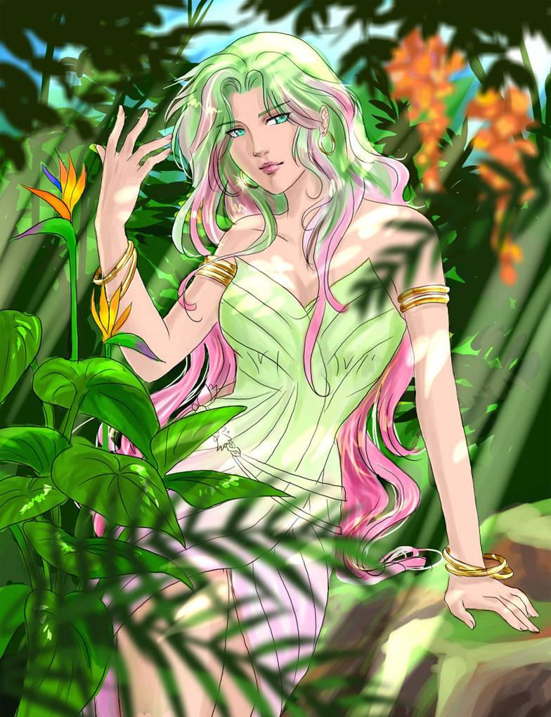 Ariel, Elemental of Mana
