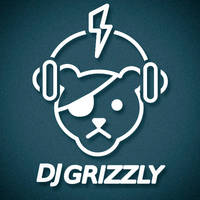 Logo DJ Grizzly by Cleph