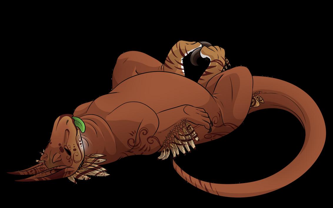 Fatty and happy by Jalohauki