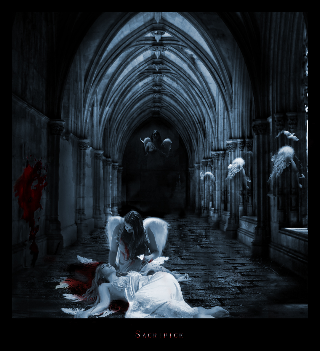 The Sacrifice by LeahConnor
