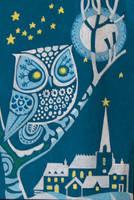 owls by alyssamcdonald