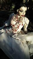 vampire doll by terrordactil