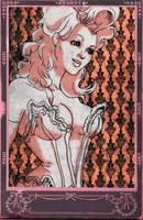 fairy floss queen by terrordactil