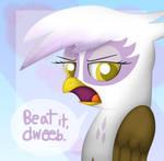Grumpy Griffon