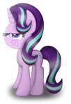 Starlight Glimmer Is Not Amused