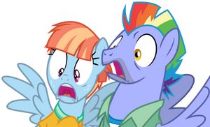 Our daughter is a WHAT? by CloudySkie