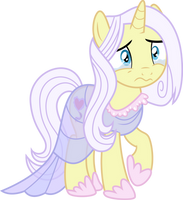 Heartbroken Lily Lace by CloudySkie