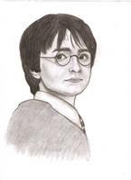 Harry Potter by MajaGantzi