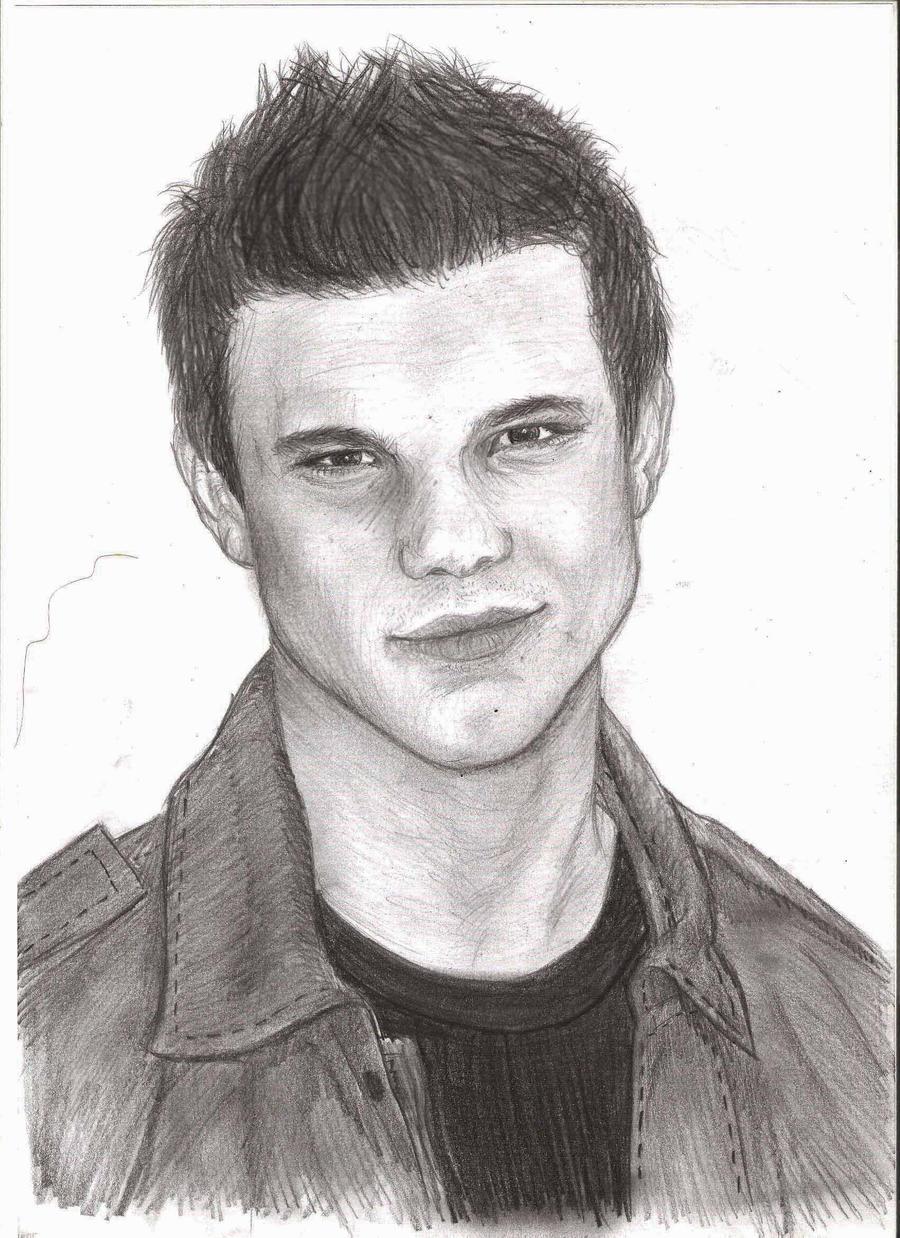 Taylor Lautner by MajaGantzi