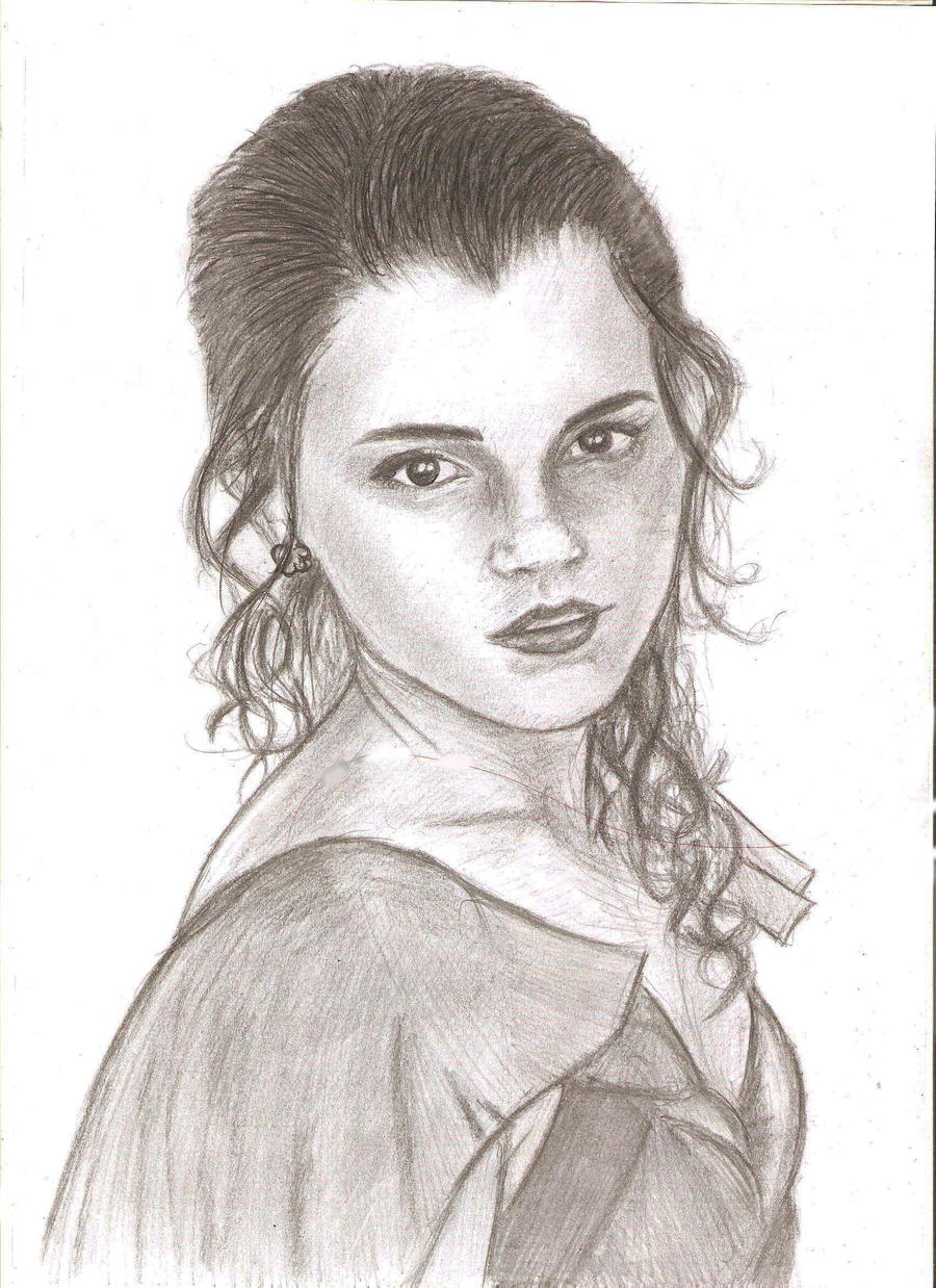 Hermione Granger by MajaGantzi on DeviantArt