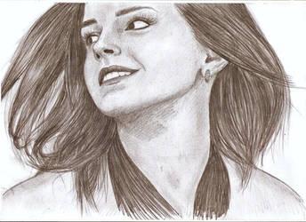 Emma Watson by MajaGantzi