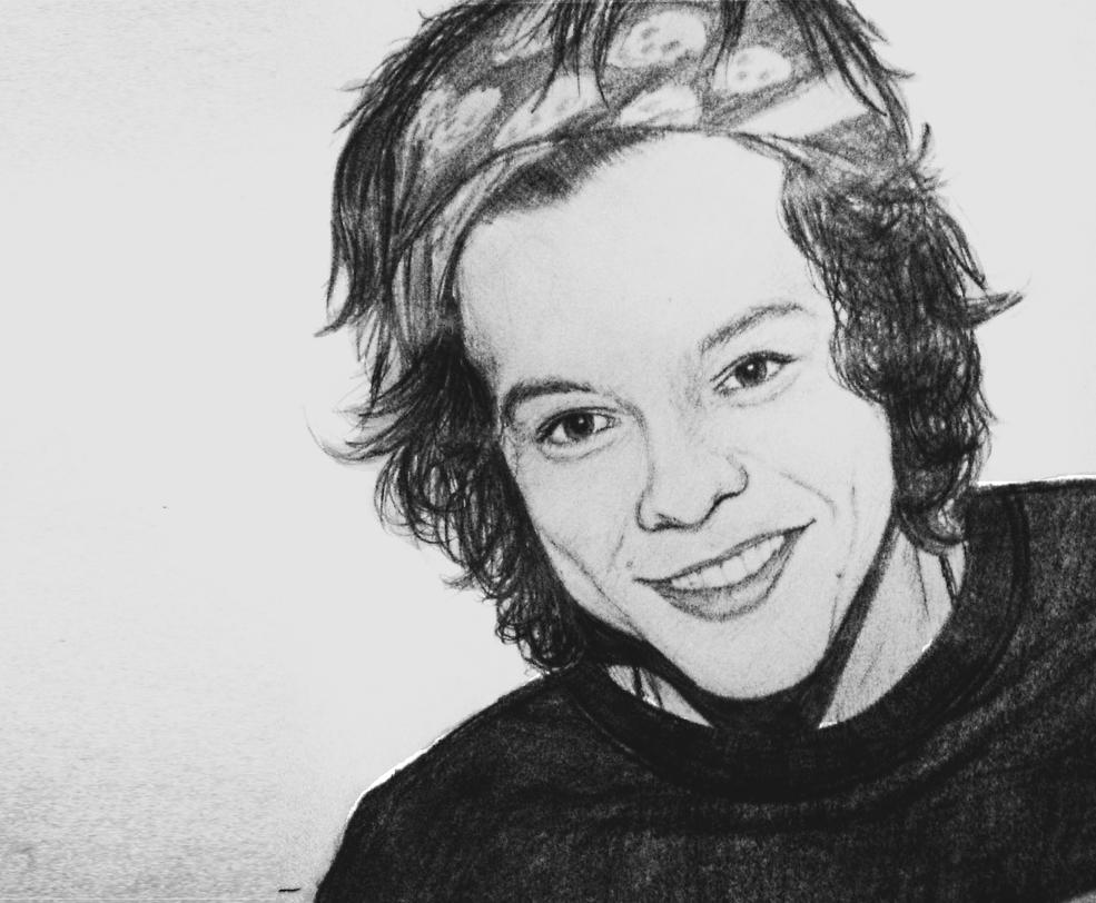 Harry Styles by MajaGantzi
