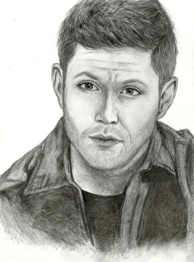 Jensen Ackles by MajaGantzi