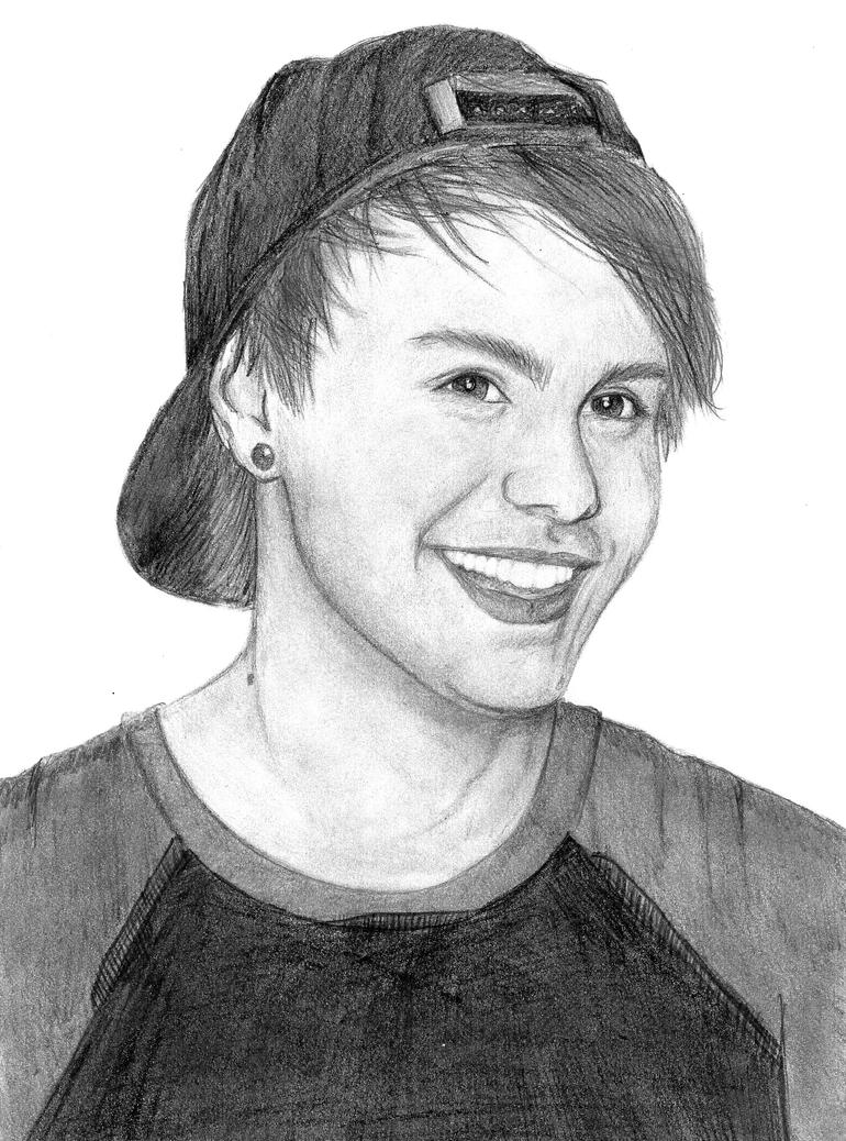 Michael Clifford - 5SOS by MajaGantzi