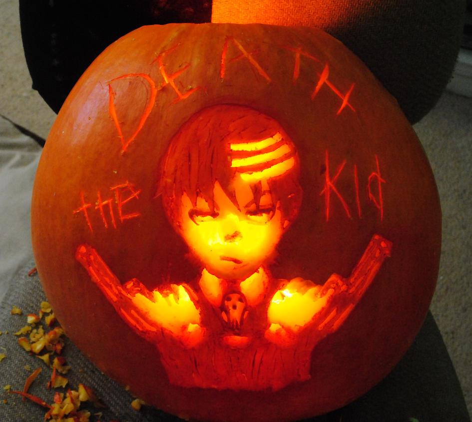 Death the Kid by TheGreenestRose