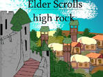the elder scrolls Highrock by TheReptilianGeneral