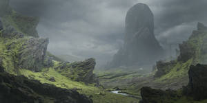 Matte Painting Course by OnMyOwnStudios