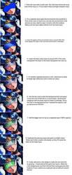Sailor Mercury Reflective visor tutorial by Cyn1calRobot