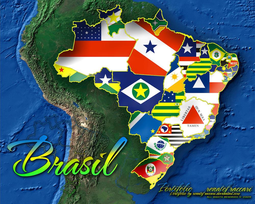 Brasil by renatofraccari