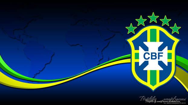 Brasil CBF Wallpaper 02
