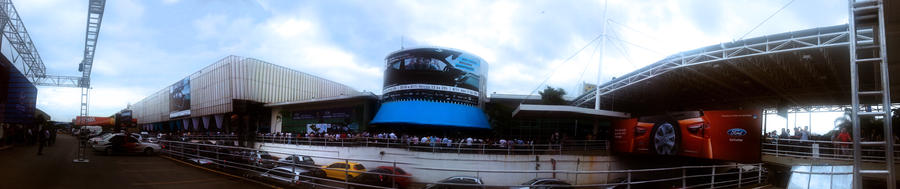Salao do Automovel 2012 Panoramica