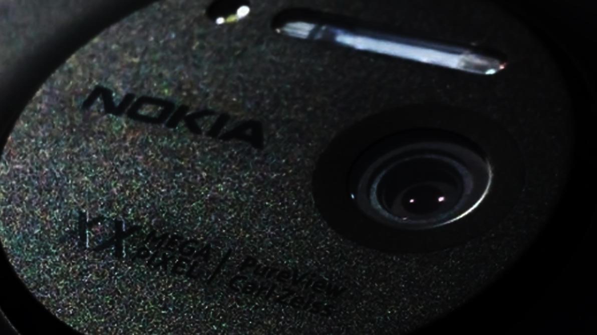 Nokia Lumia EOS 1020 Pureview Camera Shutter Video by renatofraccari