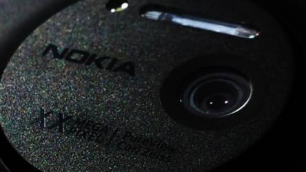Nokia Lumia EOS 1020 Pureview Camera Shutter Video