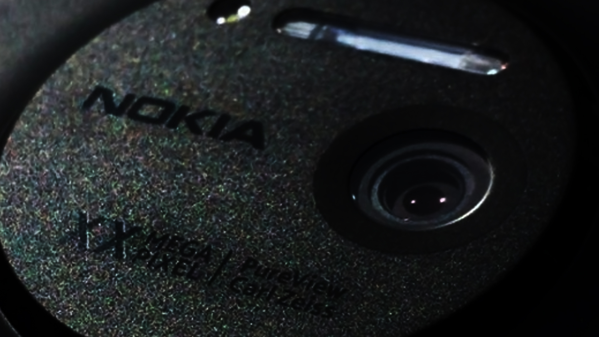 Nokia Lumia EOS 1020 Pureview Camera Shutter Video by renatofraccari