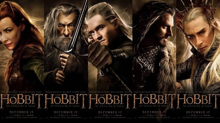 The Hobbit: The Desolation of Smaug Wallapper