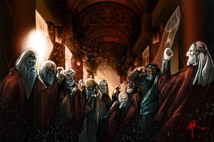 Nine For Mortal Men Doomed To Die by onlychasing-safety