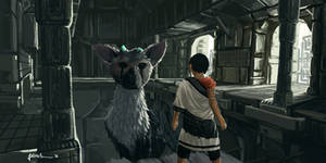 The Last Guardian - Trico