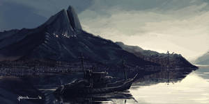 Dishonored 2 - The Dreadful Wale by onlychasing-safety