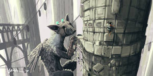The Last Guardian - Tower