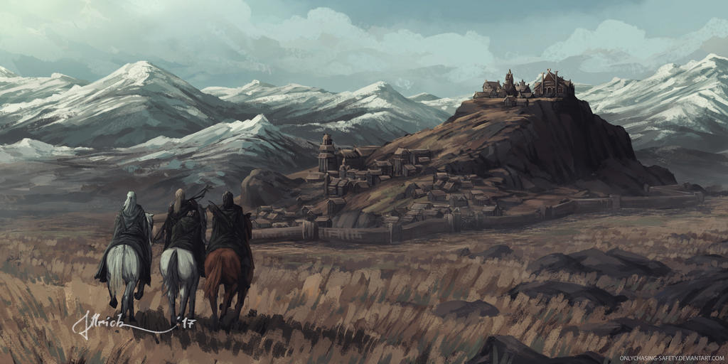 Edoras by onlychasing-safety
