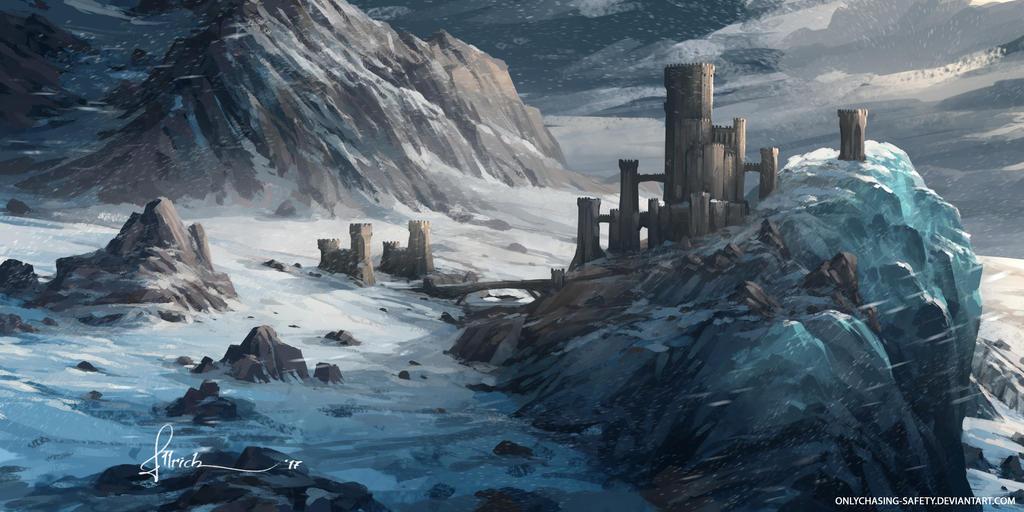 Философия в картинках - Страница 5 Glacier_castle_by_onlychasing_safety-dbydsjw