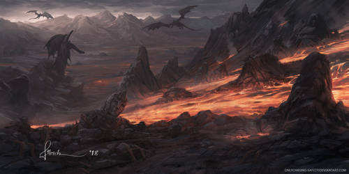 Mordor by onlychasing-safety