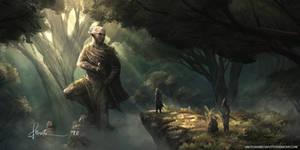 Elven Territory