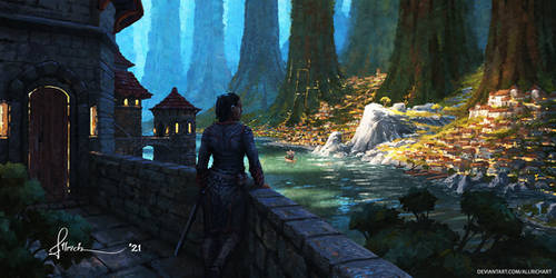 Kingdom in the Colossal Forest